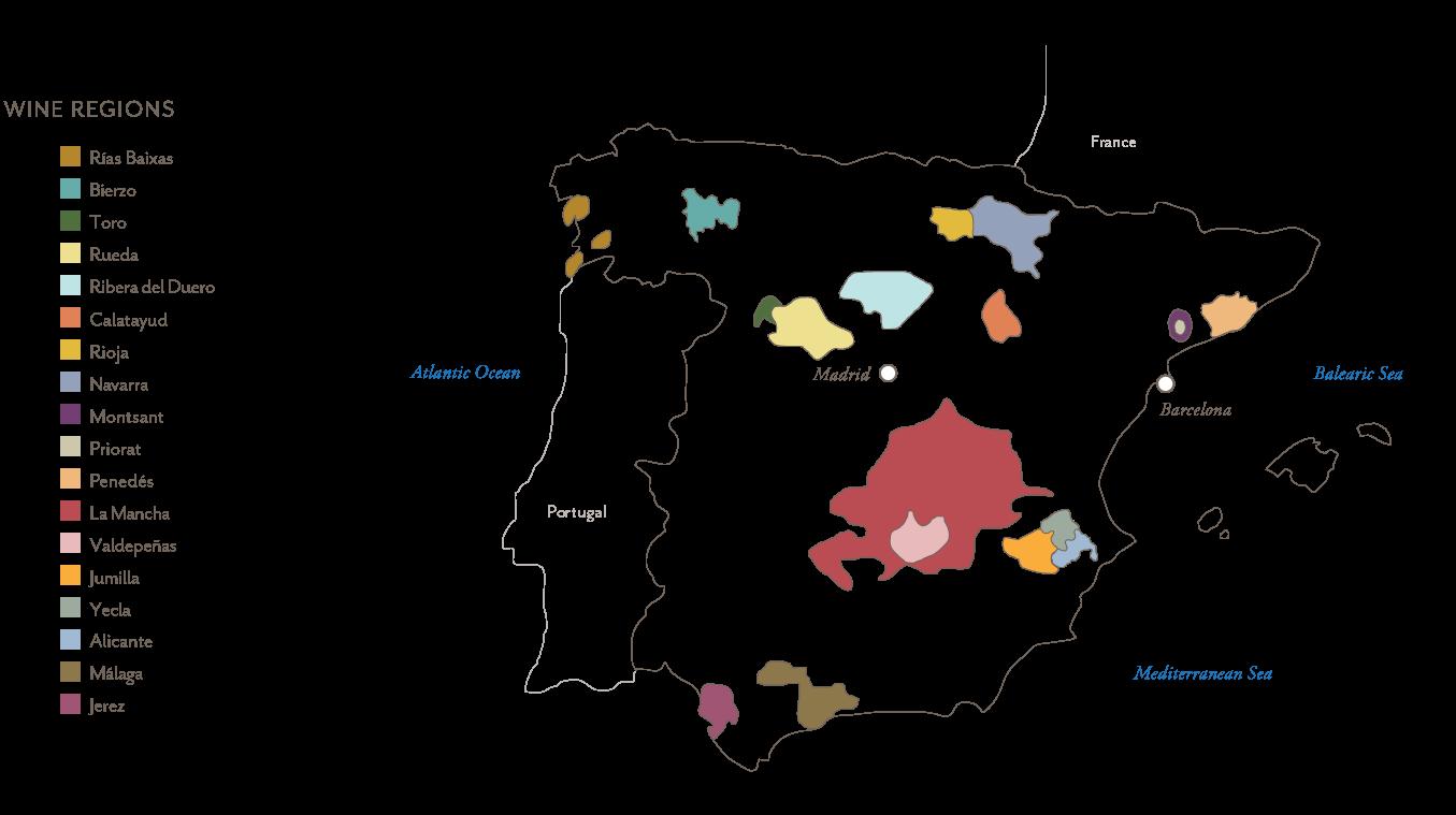 Spain Folio Fine Wine Partners