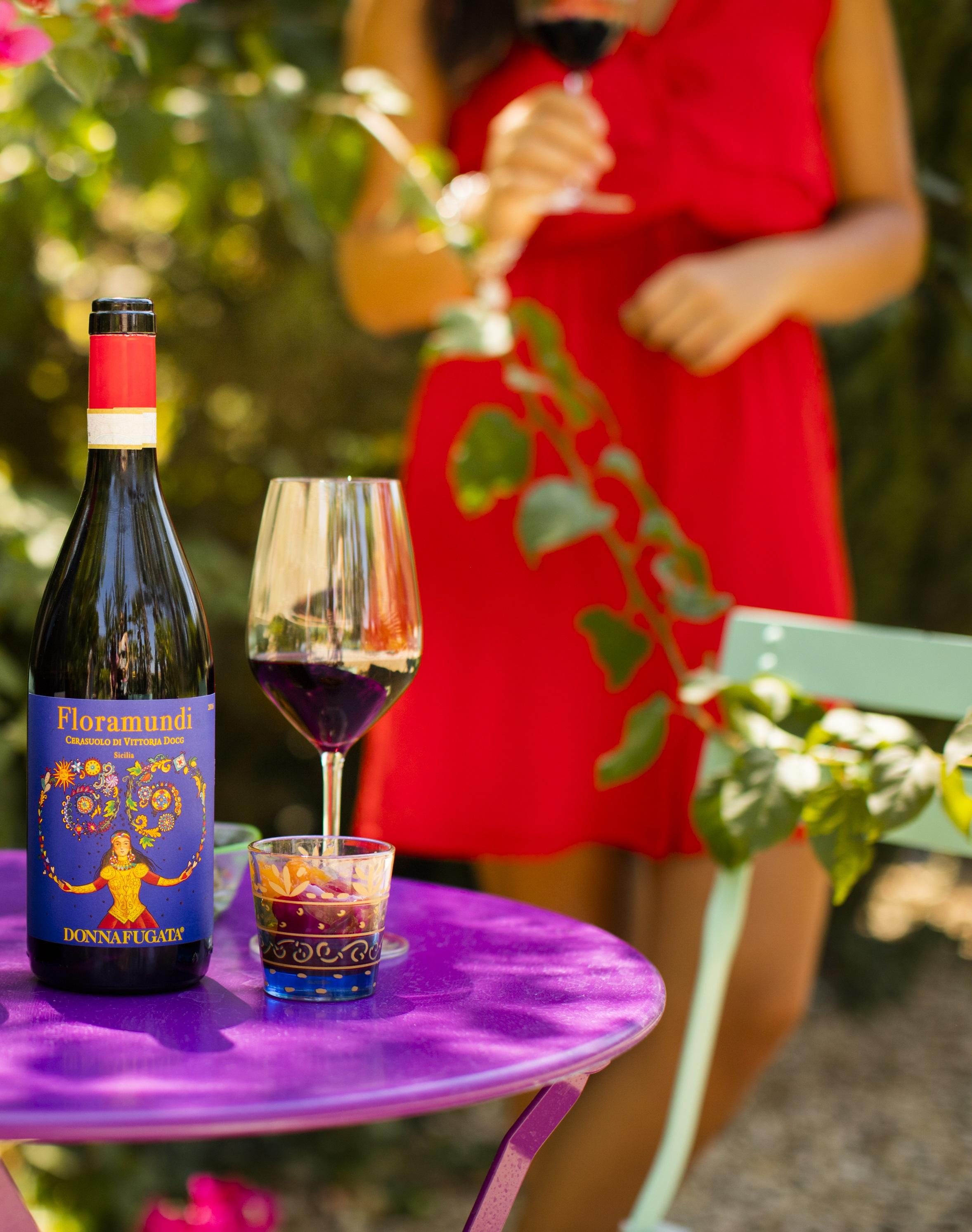 Donnafugata Floramundi Folio Fine Wine Partners