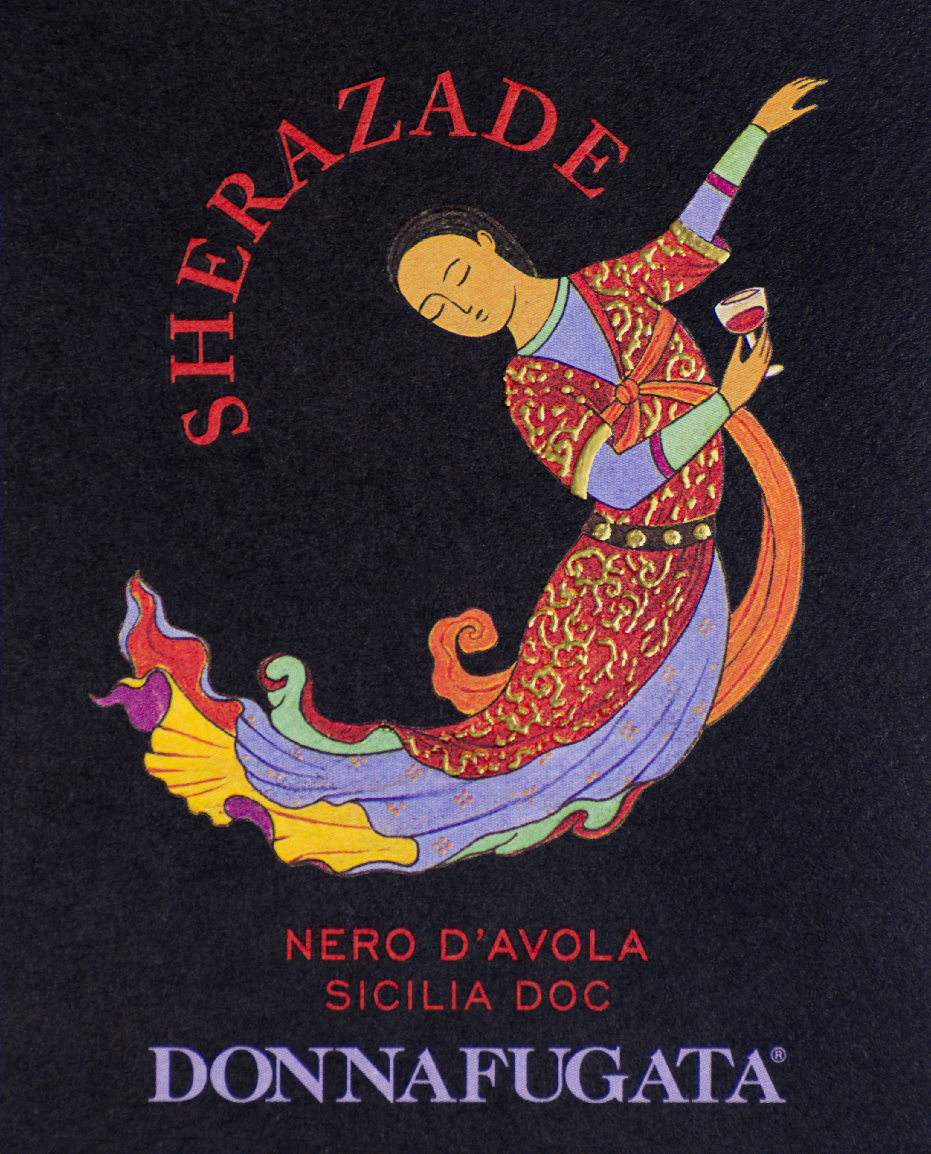 Donnafugata Sherazade Folio Fine Wine Partners