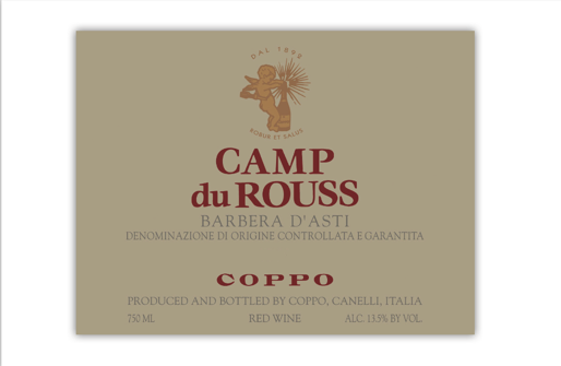 Coppo – Camp Du Rouss Wine Cards