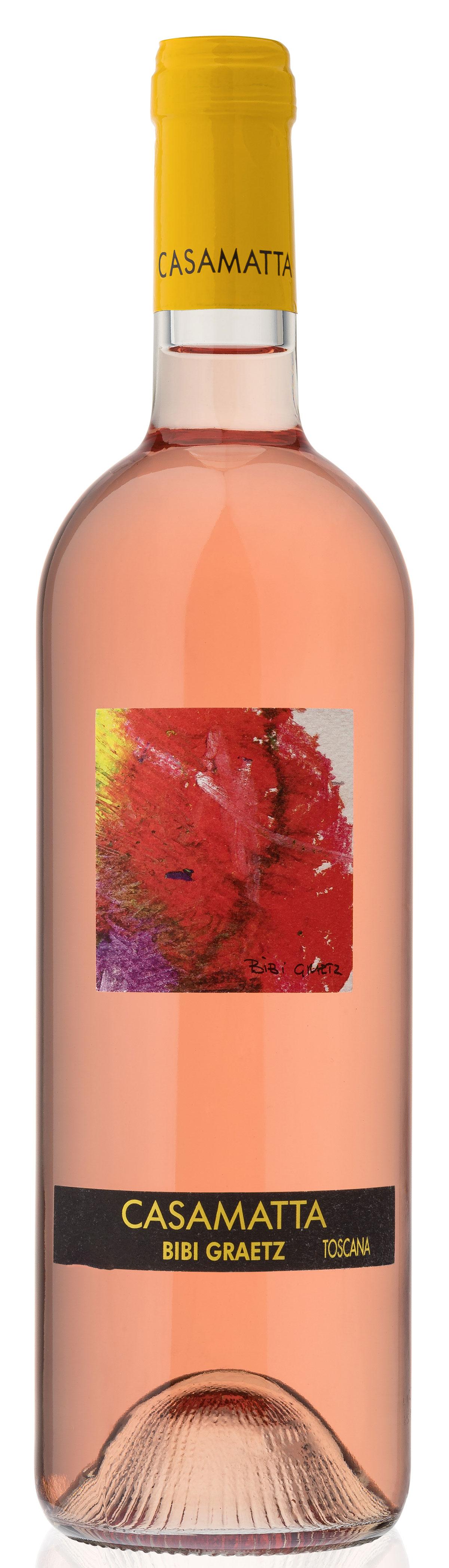 Bibi Graetz Casamatta Rosato Folio Fine Wine Partners