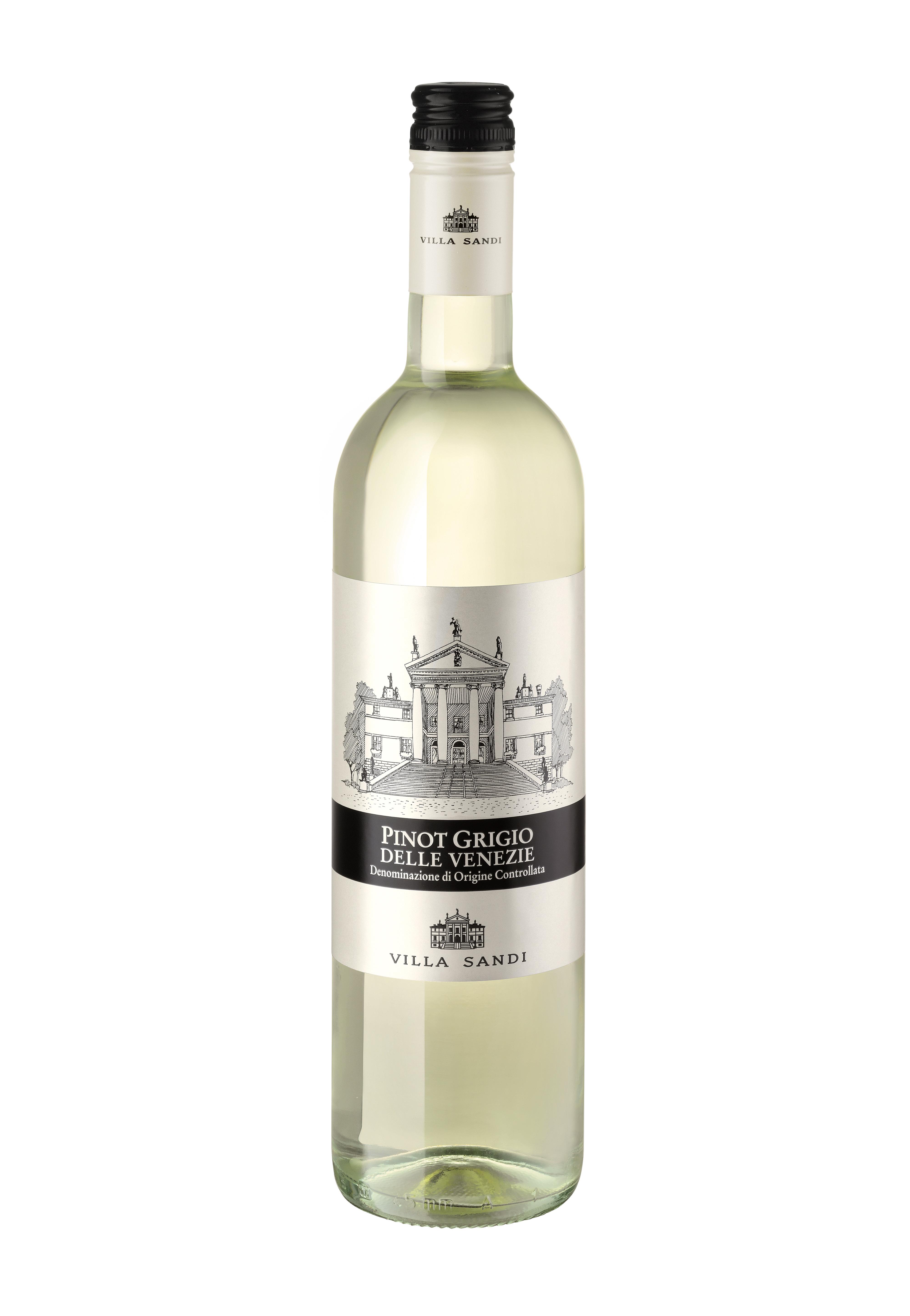 Villa Sandi Pinot Grigio Delle Venezie Doc Folio Fine Wine Partners